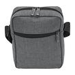 Umhängetasche Messenger Bag College 40x10x30cm grau Wedo 59350512 Produktbild Additional View 1 S