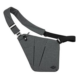 Umhängetasche Sling Bag College 31x2x23cm grau Wedo 59351012 Produktbild