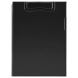 Klemmbrett mit Deckel A4 magnetisch schwarz Magnetoplan 1131612 Produktbild