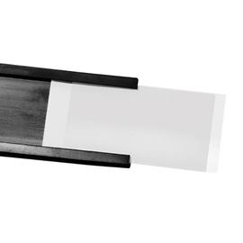 Beschriftungsschilder und Folie für C-Profil 25mm Magnetoplan 17725 Produktbild