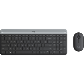Tastatur + Mouse Set Wireless MK470 schwarz Logitech 920-009188 Produktbild