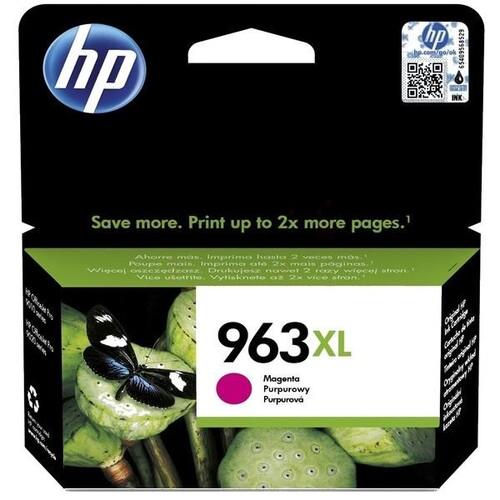 Tintenpatrone 963XL für HP OfficeJet Pro 9010/9020 23,25ml magenta HP 3JA28AE Produktbild Front View L