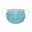 Mund- und Nasenmaske 3-lg zertifiziert EN14683:2014 TypII/ Pck=20 Stck (PACK=20 STÜCK) Produktbild