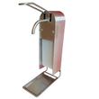 Desinfektionsmittelspender mit Tropf- schale zur Wandbefestigung Produktbild