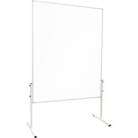 Hygieneschutzwand 120x150cm Fußmaß (Tiefe)  je Seite Acryl glasklar Franken MT2099 Produktbild