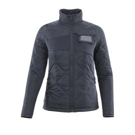 Jacke, CLIMASCOT, Damen,  wasserabweisend Thermojacke / Gr. XL,  Schwarzblau Produktbild