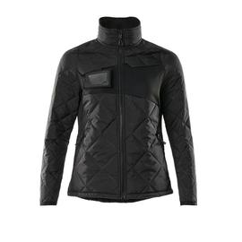 Jacke, CLIMASCOT, Damen,  wasserabweisend Thermojacke / Gr. XL,  Schwarz Produktbild