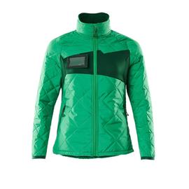 Jacke, CLIMASCOT, Damen,  wasserabweisend Thermojacke / Gr. L,  Grasgrün/Grün Produktbild