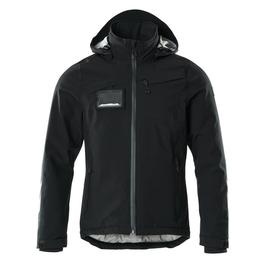 Winterjacke mit CLI, leicht / Gr. L,  Schwarz Produktbild
