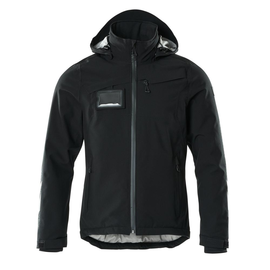 Winterjacke mit CLI, leicht / Gr. 4XL,  Schwarz Produktbild