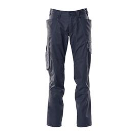 Hose, extra leicht / Gr. 82C52,  Schwarzblau Produktbild