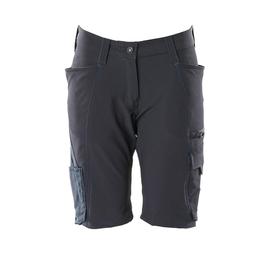 Shorts, Damenpassform, Diamond, Stretch  / Gr. C42, Schwarzblau Produktbild