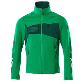 Jacke, Vier-Wege-Stretchstoff, leicht  Arbeitsjacke / Gr. XS, Grasgrün/Grün Produktbild