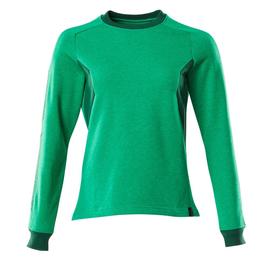 Sweatshirt, Damen / Gr. 5XLONE,  Grasgrün/Grün Produktbild