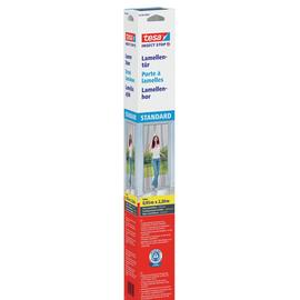 Fliegengitter für Lamellentür 95cm x 2,2m anthrazit Tesa 55198-00001 Produktbild