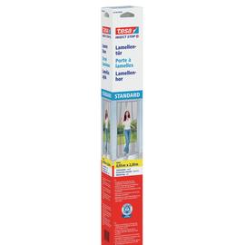 Fliegengitter Standard für Lamellentür 95cm x 2,2m weiß Tesa 55198-00000 Produktbild