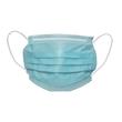 Mund- und Nasenmaske 3-lg zertifiziert EN14683:2014 TypII/ Pck=10 Stck (PACK=10 STÜCK) Produktbild