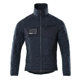 Jacke mit CLI, wasserabweisend  Thermojacke / Gr. XS, Schwarzblau Produktbild