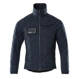 Jacke mit CLI, wasserabweisend  Thermojacke / Gr. M, Schwarzblau Produktbild