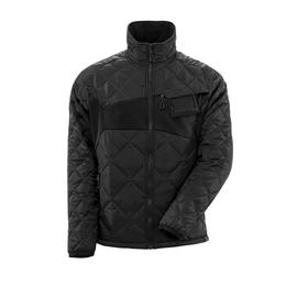 Jacke mit CLI, wasserabweisend  Thermojacke / Gr. L, Schwarz Produktbild