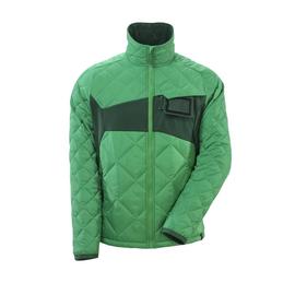 Jacke mit CLI, wasserabweisend  Thermojacke / Gr. M, Grasgrün/Grün Produktbild