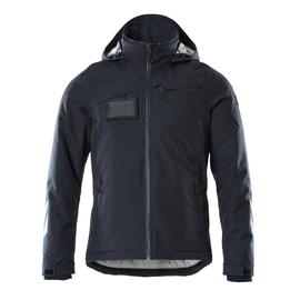 Winterjacke mit CLI-Futter / Gr. XL,  Schwarzblau Produktbild