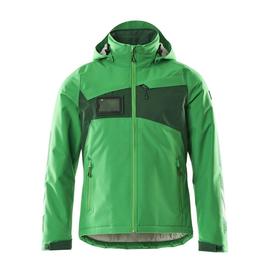 Winterjacke mit CLI-Futter / Gr. L,  Grasgrün/Grün Produktbild