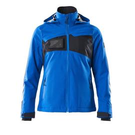 Winterjacke m. CLI, Damen, leicht / Gr.  S, Azurblau/Schwarzblau Produktbild