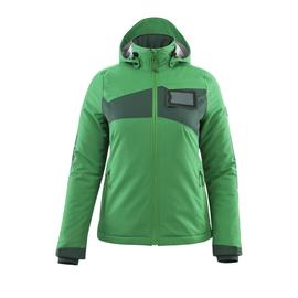 Winterjacke m. CLI, Damen, leicht / Gr.  S, Grasgrün/Grün Produktbild