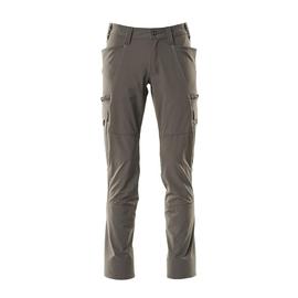 Hose, Schenkeltaschen, Stretch / Gr.  82C44, Dunkelanthrazit Produktbild