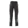 Hose, Schenkeltaschen, Stretch / Gr.  82C42, Schwarz Produktbild Additional View 2 S