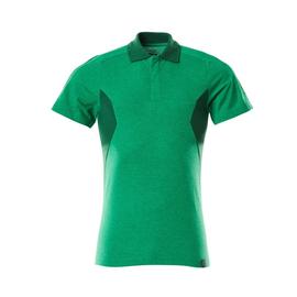 Polo-Shirt, moderne Passform / Gr.  2XLONE, Grasgrün/Grün Produktbild