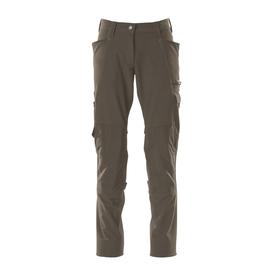Hose, Damen, Pearl, Knietaschen,  Stretch / Gr. 82C38, Dunkelanthrazit Produktbild