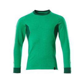 Sweatshirt, moderne Passform / Gr. L   ONE, Grasgrün/Grün Produktbild
