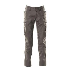 Hose, Schenkeltaschen, Stretch-Einsätze  / Gr. 82C44, Dunkelanthrazit Produktbild
