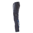 Hose, Schenkeltaschen, Stretch-Einsätze  / Gr. 82C44, Schwarzblau Produktbild Additional View 1 S