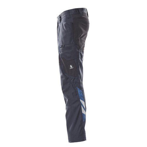 Hose, Schenkeltaschen, Stretch-Einsätze  / Gr. 82C44, Schwarzblau Produktbild Additional View 1 L