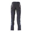 Hose, Schenkeltaschen, Stretch-Einsätze  / Gr. 82C44, Schwarzblau Produktbild Additional View 2 S