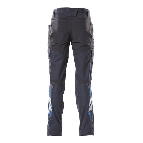 Hose, Schenkeltaschen, Stretch-Einsätze  / Gr. 82C44, Schwarzblau Produktbild Additional View 2 L