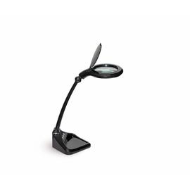 MAUL LED-Lupenleuchte MAULiris 8261290 LED 7W schwarz Produktbild