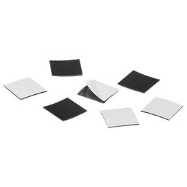 magnetoplan Magnetpads Takkis 15501 sk 15x15x0,75mm 140 St./Pack. (PACK=140 STÜCK) Produktbild