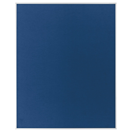 magnetoplan Pinnwand 11008B03 120x150cm Filz blau Produktbild