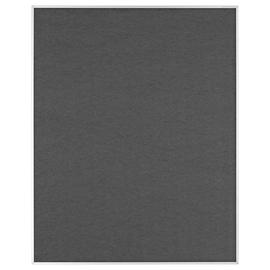 magnetoplan Pinnwand 1100801 120x150cm Filz grau Produktbild