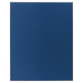 magnetoplan Pinnwand 1100803 120x150cm Filz blau Produktbild