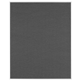 magnetoplan Pinnwand 11008B01 120x150cm Filz grau Produktbild