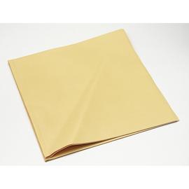 Fensterputztuch 35x40cm Kunstleder gelb Produktbild