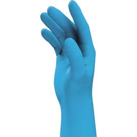 uvex Einmalhandschuh Ufit 6059608 Gr. M blau 100 St./Pack. (PACK=100 STÜCK) Produktbild