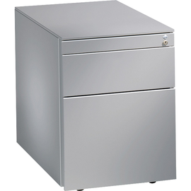 C+P Rollcontainer 5453000S10049 M/3/3/3 H570mm wsalu/wsalu Produktbild