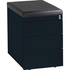 C+P Sitzcontainer 5451000S10142 M/3/3/3 H570mm sgr/sgr Produktbild