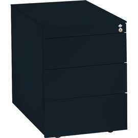 C+P Rollcontainer 5451000S10119 M/3/3/3 H570mm sgr/sgr Produktbild